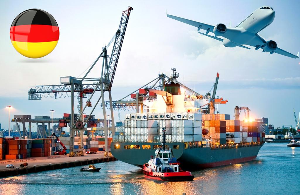 Vận chuyển hàng hóa và mua hộ từ Mühlhausen, Đức về Việt Nam giá rẻ