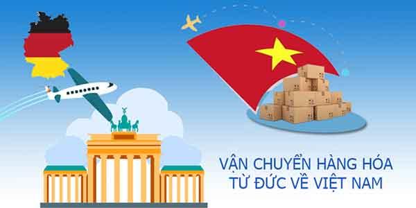 Vận chuyển hàng hóa và mua hộ từ Bramgau, Đức về Việt Nam giá rẻ