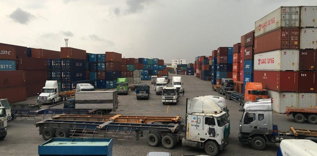 Quy trình cơ bản thủ tục hải quan hàng hóa xuất khẩu
