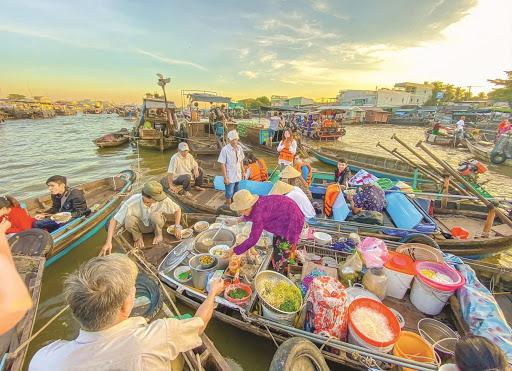 Chuyển phát nhanh từ Hà Nội đi Cần Thơ giá rẻ
