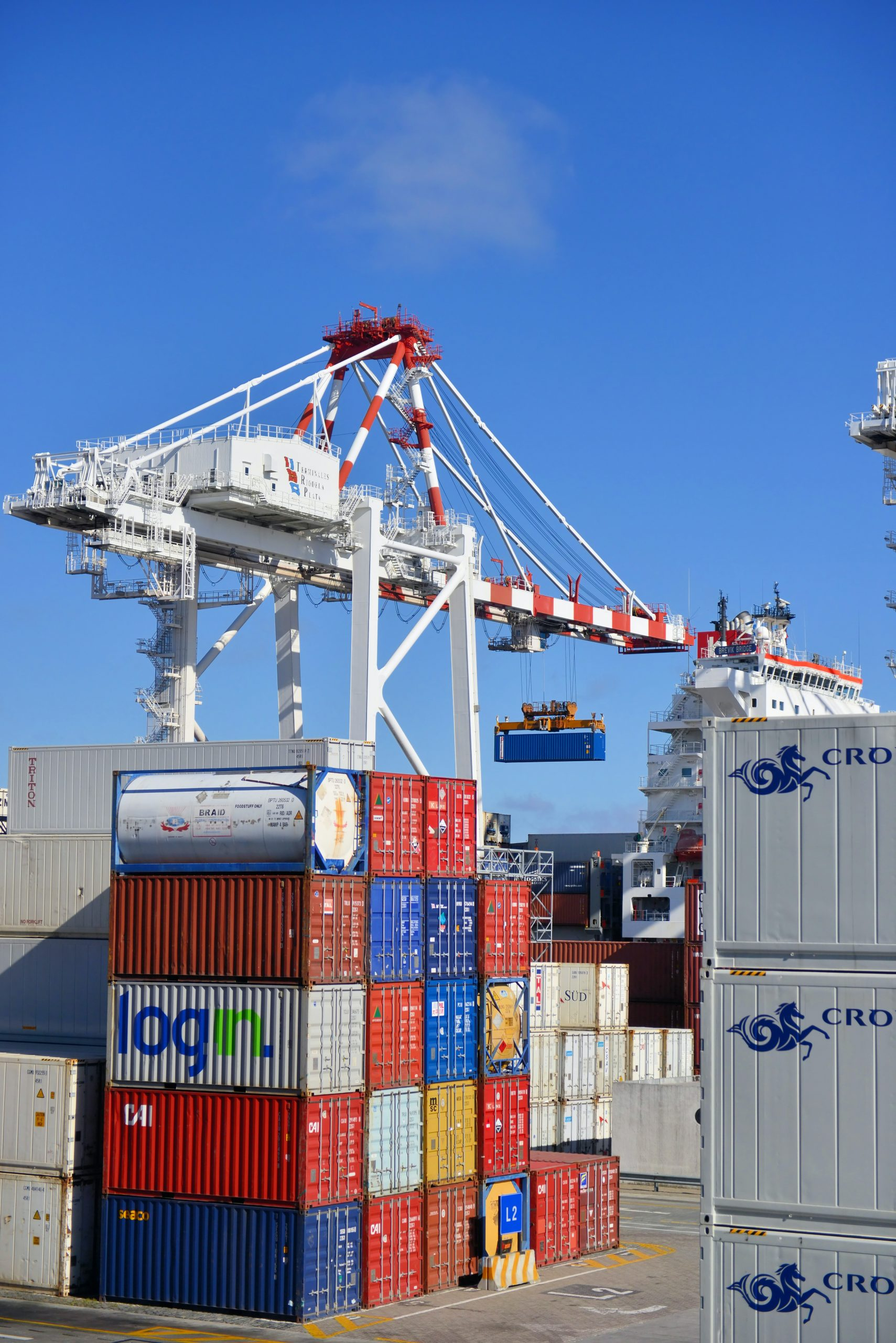 Vận chuyển hàng hóa đi Đức bằng đường biển an toàn, tiết kiệm