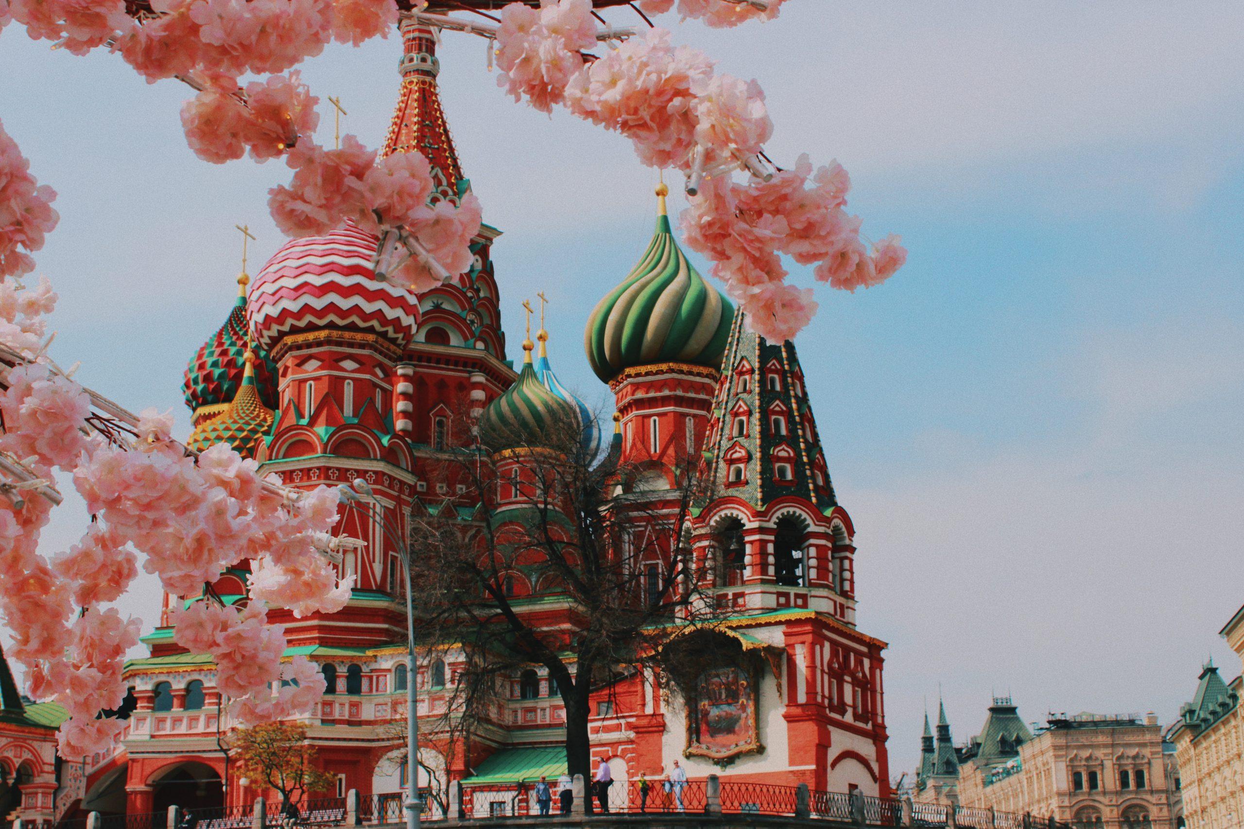 Vận chuyển hàng không đi Nga an toàn, tiện lợi