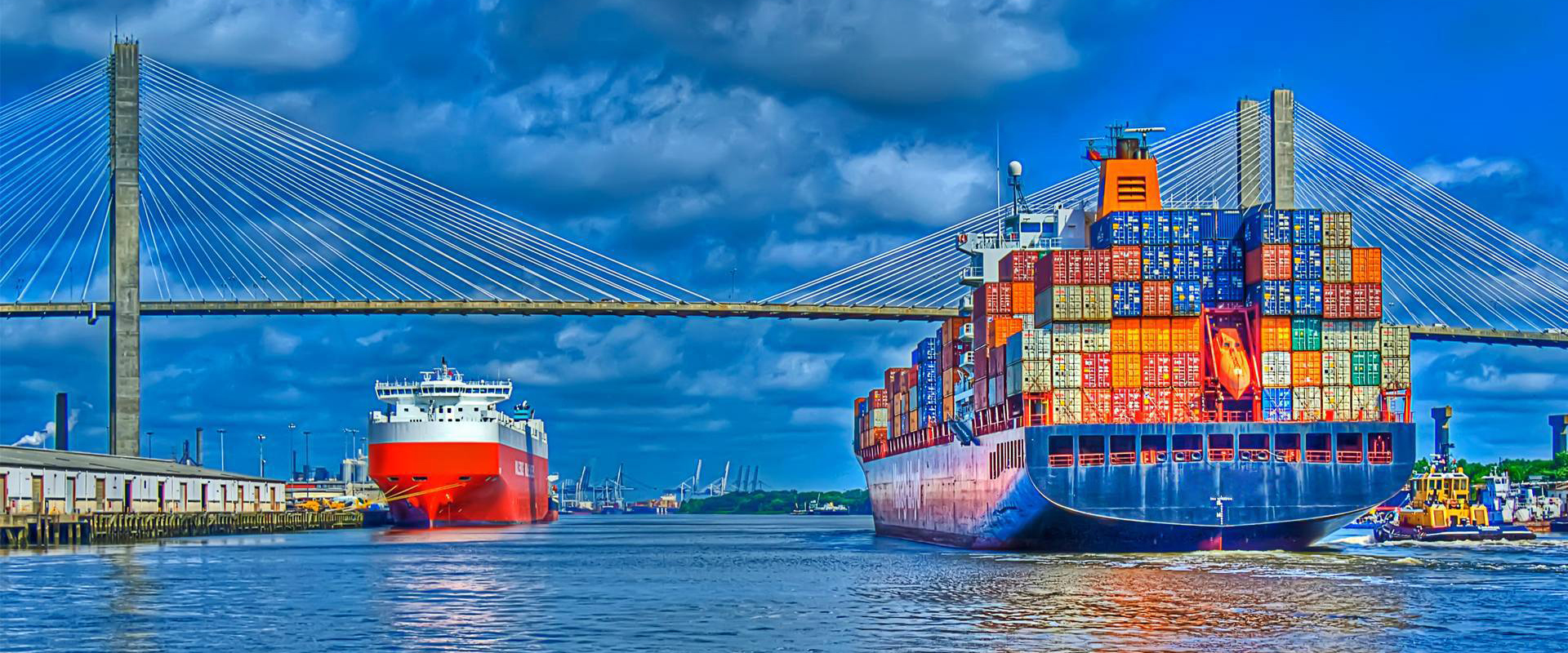 Quy trình nhập khẩu hàng lẻ đường biển (LCL)