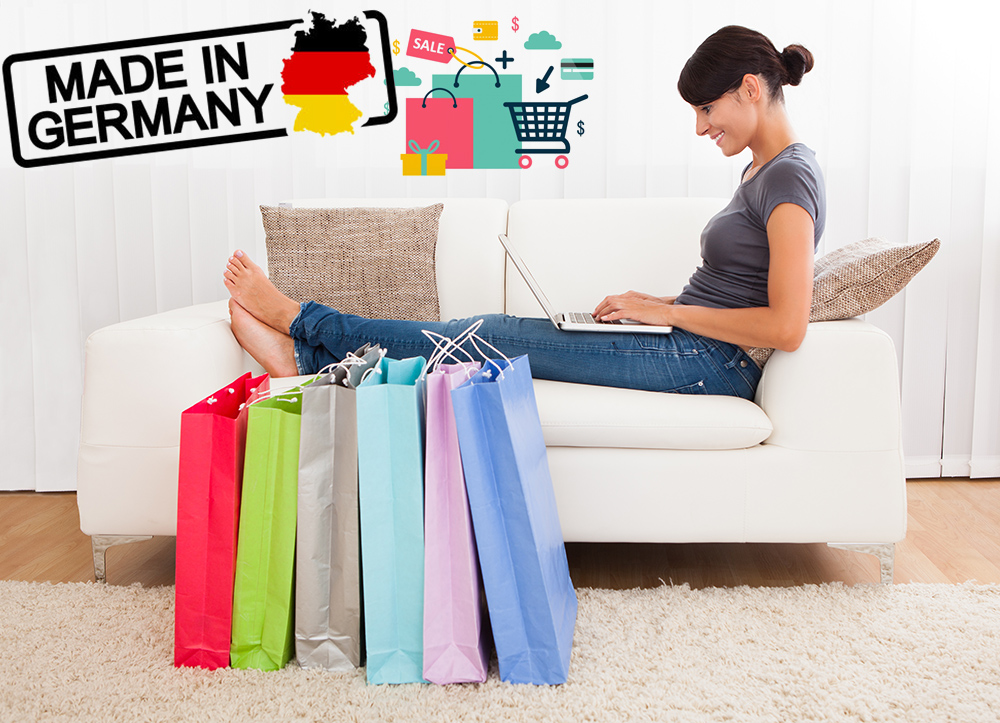 Nhận order mua hộ hàng từ Đức về Bình Dương