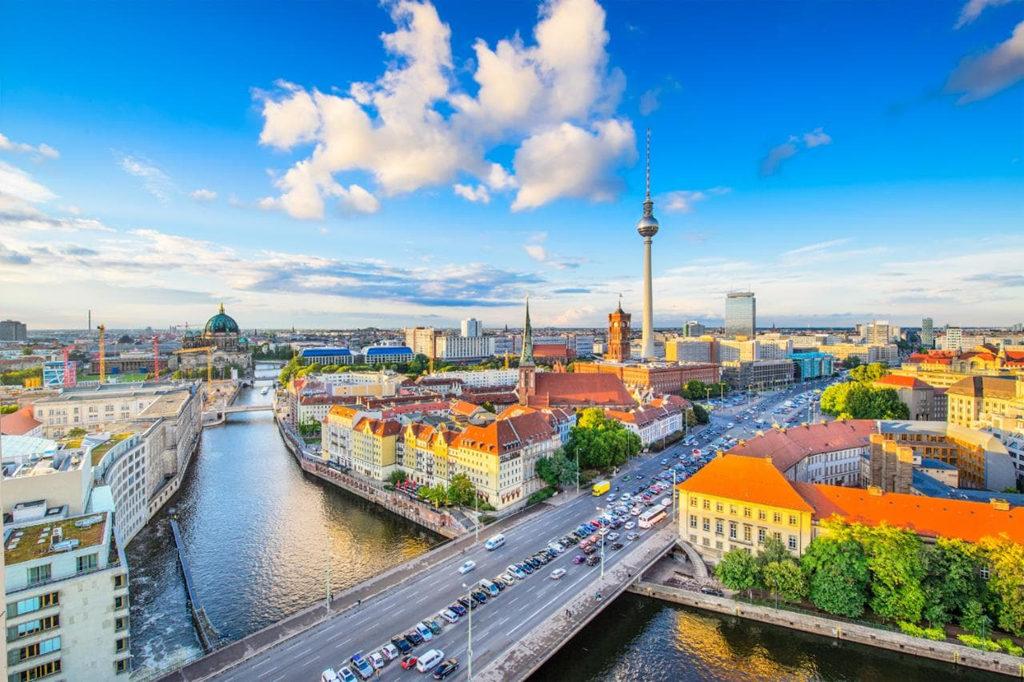 Vận chuyển hàng từ Bình Dương đi Đức